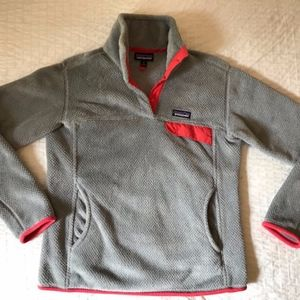Patagonia Women's lightweight Snap T Pullover